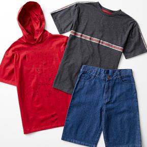 Boys 3-Piece Short Sets